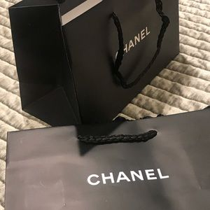 Shopping Bags CHANEL EYEWEAR Authentic
